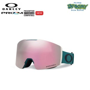 OAKLEY オークリー スノーゴーグル FALL LINE XM ミディアムサイズ 眼鏡対応 ジャパンフィット PRIZM 平面レンズ RIDGELOCK 71030200 2019-2020モデル 正規品|dreamy1117