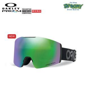 OAKLEY オークリー スノーゴーグル 限定 FALL LINE XM ミディアムサイズ 眼鏡対応 ジャパンフィット PRIZM 平面レンズ RIDGELOCK 71030800 2019-20モデル 正規品|dreamy1117