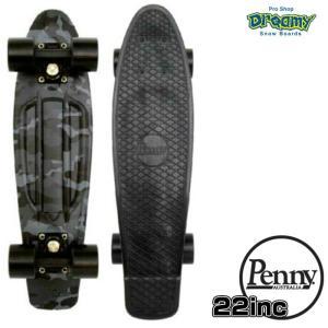 PENNY ペニー JAPAN LIMITED 22インチ BLACK NIGHT CAMO 0PBKC 日本限定 LIMITED スケートボード 正規品 ミニクルーザー dreamy1117