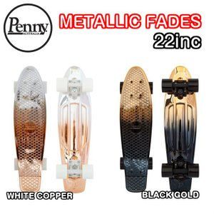 PENNY ペニー METALLIC FADES 22インチ メタリックフェーズ 0PFA4 スケートボード 正規品 ミニクルーザー dreamy1117