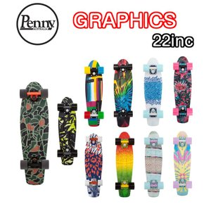 PENNY ペニー GRAPHICS 22インチ 0PGR1 グラフィックシリーズ スケートボード 正規品 ミニクルーザー dreamy1117