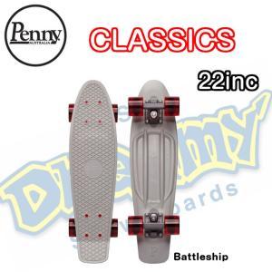 PENNY ペニー 22インチ 0PCL4 CLASSICS BATTLESHIP スケートボード 正規品 ミニクルーザー dreamy1117