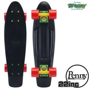 Penny ペニースケートボード RASTA 0PCL3 22インチ クラシックシリーズ  特殊プラスティック ウィール59mm 2019fwモデル 正規品 dreamy1117
