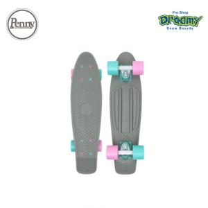 Penny ペニースケートボード SCRUNCH 0PCL5-1 22インチ クラシックシリーズ  特殊プラスティック 左右非対称 ウィール59mm 2019fwモデル 正規品 dreamy1117