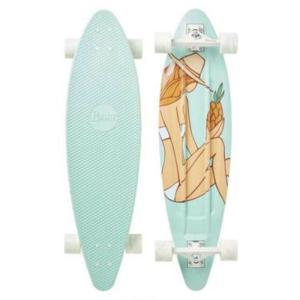 Penny ペニースケートボード TROPICA 2LPG1 数量限定 36インチ ピンテール ロングボード 特殊プラスティック アンディ・デイビス コラボ 2019fwモデル 正規品|dreamy1117|03