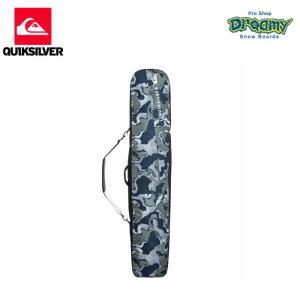 QUIKSILVER クイックシルバー VOLCANO BOARDBAG EQYBA03114 内部ボードストラップ プロテクション用パッド ロゴ スノーボード Winter2020 正規品|dreamy1117