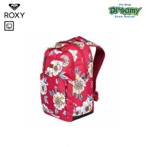 ROXY ロキシー HELLO LOVELY ERJBP03987 バックパック 18.5L ラップトップ収納 フラワー柄 600Dポリエステル XRWG 2019 FALL&WINTERモデル 正規品|dreamy1117