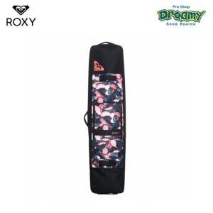 ROXY ロキシー VERMONT BOARDBAG ERJBA03039 スノーボードバッグ ボードストラップ ショルダーストラップ プロテクションパッド ロゴ WINTER2020モデル 正規品|dreamy1117