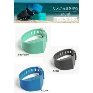 SHARKBANZ シャークバンズ サメから身を守る サメ避け 磁気バンド サーフィン サイズフリー サメ対策 サメ避けバンド 正規品 dreamy1117
