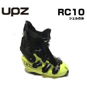 UPZ ユーピーゼット RC10 FLOインナー 5バックル アルパインブーツ スノーボード アルペン ハードブーツ 2017モデル 正規品|dreamy1117