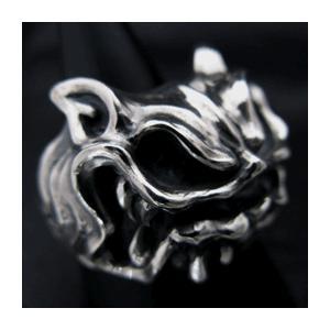 【送料無料】 KAGEMARU DESIGNS カゲマルデザイン cr002 キャドラリング シルバーリング silver925|dredline