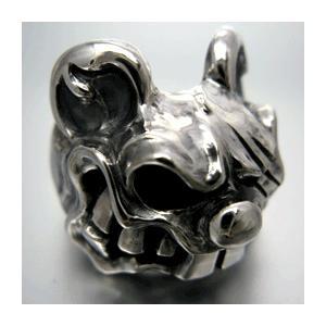 【送料無料】 KAGEMARU DESIGNS カゲマルデザイン cr004 ドブラットリング シルバーリング silver925|dredline