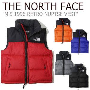 ノースフェイス ダウンベスト THE NORTH FACE メンズ M'S 1996 RETRO N...