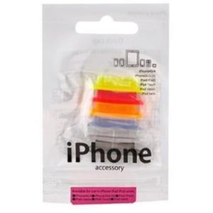 藤本電業 iphone4 蛍光カラーDockキャップ F92-01 F92-01 dresma