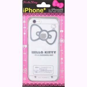藤本電業 iPhone 6専用ケース iPhone+ レトロリボン J-iP6-KP04|dresma
