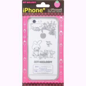 藤本電業 iPhone 6専用ケース iPhone+ ティータイム J-iP6-KP10|dresma