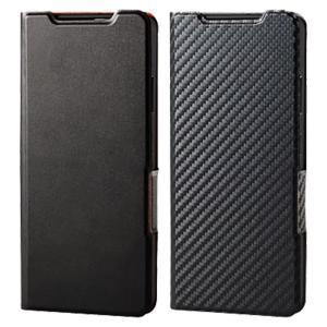 Galaxy S21 Ultra 5G ソフトレザーケース 薄型 超軽量 磁石付 エレコム PM-G213PLFU|dresma