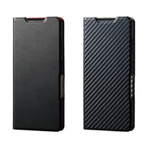 Galaxy A52 5G ソフトレザーケース 手帳型 マグネットフラップ エレコム PM-G214PLFU|dresma