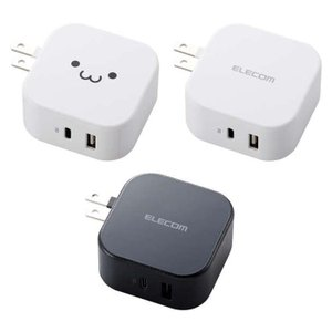 AC充電器 USB Power Delivery20W+12W C×1+A×1 エレコム MPA-ACCP20|dresma