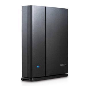 Wi-Fi 無線LANギガビットルーター 11ac 1300+600Mbps セキュリティ搭載 快適...