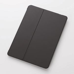 エレコム iPadAir2/フラップレザー2段階調節/スリープ対応/ブラック TB-A14WVMBK|dresma