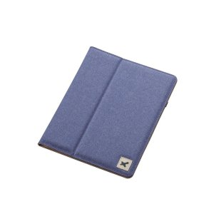エレコム 8.5〜10.5インチ汎用タブレットケース (ファブリック) ブルー TB-10FCHBU dresma