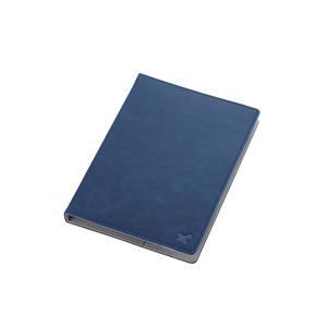 エレコム 7.0〜8.4インチ汎用タブレットケース (レザータイプ) ブルー TB-08LCHBU|dresma