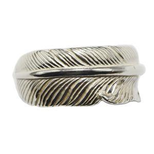 tady&king タディアンドキング goro's ゴローズ魂継承 フェザーリングSV ピンキー シルバー925 リング メンズ 指輪 レディース シルバーリング ペア指輪 dress-r