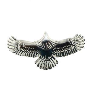 タディアンドキング TADY&KING ゴローズ魂継承 小イーグルSV eagle シルバー925 ペンダント トップ イーグルネックレス 鷲 鷹 翼 メンズアクセサリー dress-r