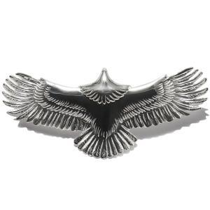 タディアンドキング TADY&KING ゴローズ魂継承 大イーグルSV tkh030 メンズ レディース eagle ペンダント イーグルネックレス 鷲 鷹 翼 シルバー dress-r