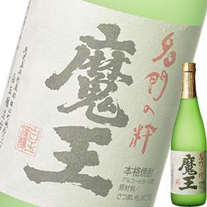 魔王 芋焼酎25°720ml瓶|drikin