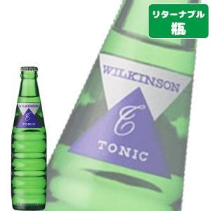 ウィルキンソン トニック リターナブル瓶 190ml|drikin