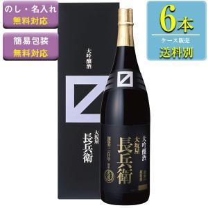 大関 超特撰 大坂屋長兵衛 大吟醸 1.8L瓶bx6本ケース販売|drikin