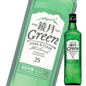 (単品)サントリー 鏡月グリーン25° 700ml瓶(甲類焼...