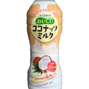 まろやかでやさしい甘さ  ココナッツミルク感をアップし、やさしい甘さをお楽しみいただける嗜好性飲料で...