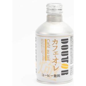 ドトールコーヒー カフェオレ ボトル缶 260g×24本の商品画像|ナビ
