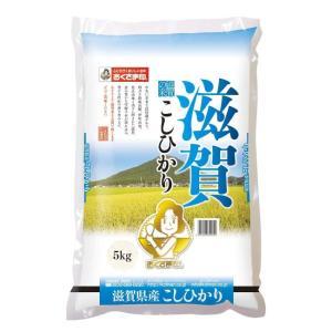 おくさま印 滋賀県産 こしひかり 5kg 令和元年産|drink-next