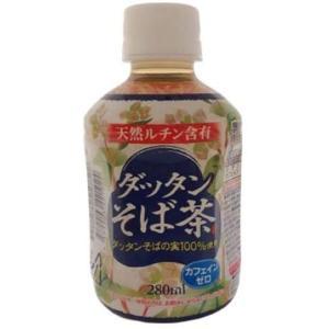 オアシス ダッタンそば茶 PET 280ml×24本|drink-next