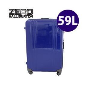 ZERO HALLIBURTON クラシックスーツケース ZRA324 24インチ(59L)ブルー 『送料無料』※北海道・沖縄・離島を除く|drinkmarchais