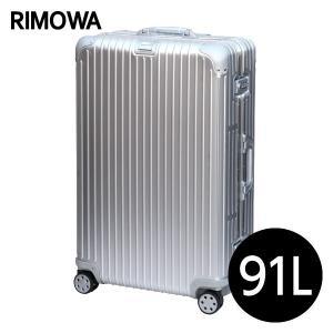 RIMOWA リモワ トパーズ 91L シルバー TOPAS マルチホイール スーツケース 924.73.00.4 『送料無料』※北海道・沖縄・離島を除く|drinkmarchais