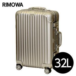 リモワ RIMOWA トパーズ チタニウム 32L TOPAS TITANIUM マルチホイール スーツケース 923.52.03.4 『送料無料』※北海道・沖縄・離島を除く|drinkmarchais