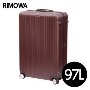 リモワ RIMOWA サルサ 97L カルモナレッド SALSA マルチホイール スーツケース 810.77.14.4