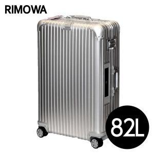 リモワ RIMOWA トパーズ 82L シルバー E-Tag TOPAS ELECTRONIC TAG スーツケース 924.73.00.5 『送料無料』※北海道・沖縄・離島を除く|drinkmarchais