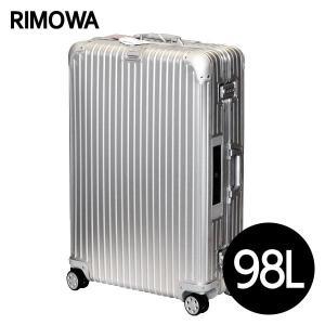 リモワ RIMOWA トパーズ 98L シルバー E-Tag TOPAS ELECTRONIC TAG スーツケース 924.77.00.5 『送料無料』※北海道・沖縄・離島を除く|drinkmarchais