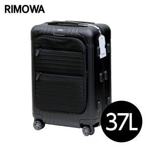 RIMOWA リモワ ボレロ 37L マットブラック BOLERO マルチホイール スーツケース 865.53.32.4 『送料無料』※北海道・沖縄・離島を除く|drinkmarchais