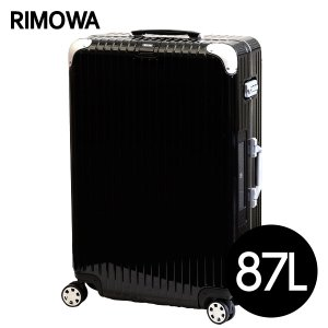 リモワ RIMOWA リンボ 87L ブラック E-Tag LIMBO ELECTRONIC TAG マルチホイール スーツケース 882.73.50.5|drinkmarchais
