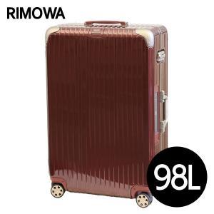 リモワ RIMOWA リンボ 98L カルモナレッド E-Tag LIMBO ELECTRONIC TAG マルチホイール スーツケース 882.77.34.5 drinkmarchais