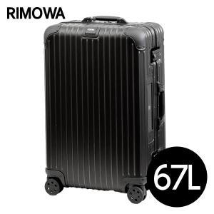 リモワ RIMOWA トパーズ ステルス 67L TOPAS STEALTH E-Tag ELECTRONIC TAG マルチホイール スーツケース 924.63.01.5|drinkmarchais