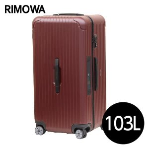 リモワ RIMOWA サルサ 103L カルモナレッド E-Tag SALSA ELECTRONIC TAG マルチホイール 811.80.14.5 drinkmarchais