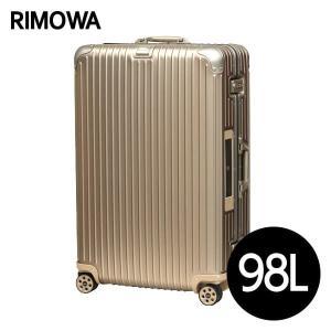 リモワ RIMOWA トパーズ チタニウム 98L E-Tag TOPAS ELECTRONIC TAG マルチホイール 924.77.03.5|drinkmarchais